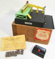 American Flyer Railway-Freight Station/Accessories...