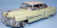 GAMA Tin-Cars Cadillac No. 300 of tin, painted in...
