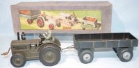 GAMA Military-Vehicles Military tractor in original box,...