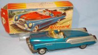 Niedermeier Philipp Tin-Cars Blizzard Cabriolet No. 150...