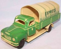 Tippco Tin-Trucks Hanomag express truck, made of sheet...