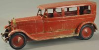 Turner Toys Tin-Oldtimer Large sedan Lincoln, pressed...