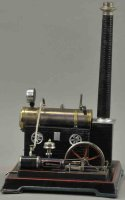Bing Steam Toys-Horizontal Steam Engines Horizontal steam...