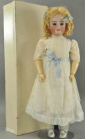 Simon & Halbig Dolls Lagerge bisque doll #1078 15 1/2 in...