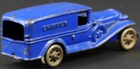 Champion Hardware Company Cast-Iron trucks Panel van made...