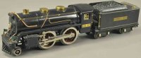 Lionel Railway-Locomotives Steam engine No. 384 with...