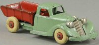 Hubley Cast-Iron trucks Studebaker dump truck, cast iron,...