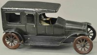 Bub Tin-Oldtimer Limousine lithographed tin, done in...