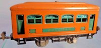 Lionel Railway-Passenger Cars Pullman car #629.4 with...