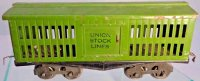 Lionel Freight Wagons 821