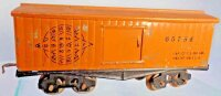 Lionel Railway-Freight Wagons Box car #820.3 with eight...