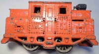 Dorfan Railway-Locomotives #51 diecast take-apart type...