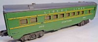 American Flyer Railway-Passenger Cars Pullman car #2402...