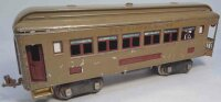 Lionel Railway-Passenger Cars Observation car #312.1 in...