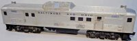 Lionel Railway-Passenger Cars Baggage mail car #2550 with...