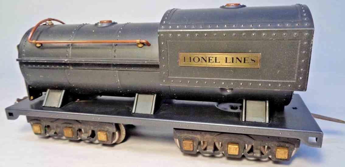 toys lionel 400t railway toy tender vanderbilt tender