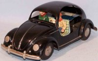 Arnold Tin-Cars VW pretzel beetle as pattern, with...