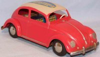 Arnold Tin-Cars Pretzel Beetle with friction drive, made...
