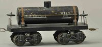 Voltamp Railway-Freight Wagons Tank car #4506 with eight...