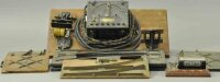 Voltamp Railway-Rails/Power Lot of accessories, 1908...