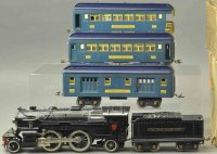 Lionel Railway-Trains Passenger set #366E done in two...