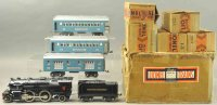 Lionel Railway-Trains Pasenger set #366W, steam...