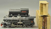 Lionel Railway-Locomotives Steam locomotive #400E.7 with...