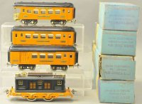 Lionel Railway-Trains Passenger train set #1082, called...