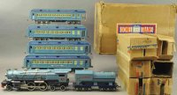 Lionel Railway-Trains Passenger set #396W, with...