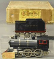 Lionel Railway-Locomotives Steam locomotive #8.2 4-4-0...