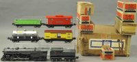 Lionel Railway-Trains Freight train set #767W with steam...
