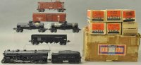 Lionel Railway-Trains Freight train set #787W, steam...