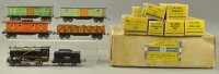 Ives Railway-Trains Lionel Ives outfit freight train set...