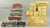 Lionel Railway-Trains Freight train set #358E, locomotive...