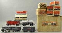 Lionel Railway-Trains Outfit freight train set #371E,...