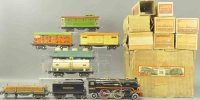 Lionel Railway-Trains Freight train Outfit set #395E,...