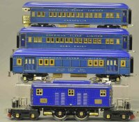 American Flyer Railway-Trains Presidential passenger set...