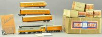 Lionel Railway-Trains Hiawatha passenger train set #755W,...