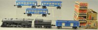 Lionel Railway-Trains Passenger train, locomotive #763E,...