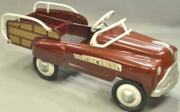 Murray Tin-pedal cars Station wagon pedal car, original...