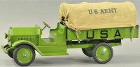 Sturditoy Military-Vehicles US army truck, all original...
