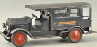 Sturditoy Tin-Trucks Police patrol car made of pressed...