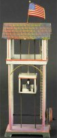 Doll Steam Toys-Drive Models Elevator operates with steam...