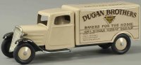 Steelcraft Tin-Trucks Dugan Bros. delivery truck in...