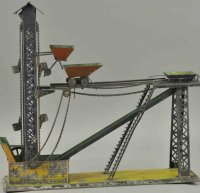 Plank Ernst Steam Toys-Drive Models Coal conveyor steam...