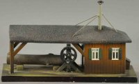 Maerklin Steam Toys-Drive Models Saw mill steam accessory...