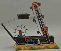Maerklin Steam Toys-Drive Models Steam accessory water...