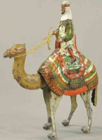 Martin Fernand Tin-Figures Le Shérif, arab on camel, lead...