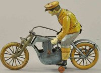 Mueller & Kadeder Tin-Motorcycles Single cylinder...