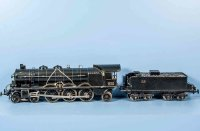 Maerklin Railway-Locomotives French heavy-duty steam...